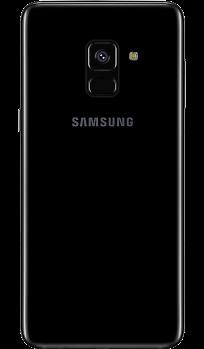21f21630bcdcd Купить Смартфон Samsung Galaxy A8 Black по выгодной цене в Пензе в ...