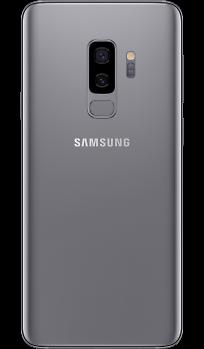 16c7fc2af05b5 Купить Смартфон Samsung Galaxy S9+ 64GB Титан по выгодной цене в ...