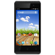 Смартфон Micromax Canvas Fire A093 Black Gold