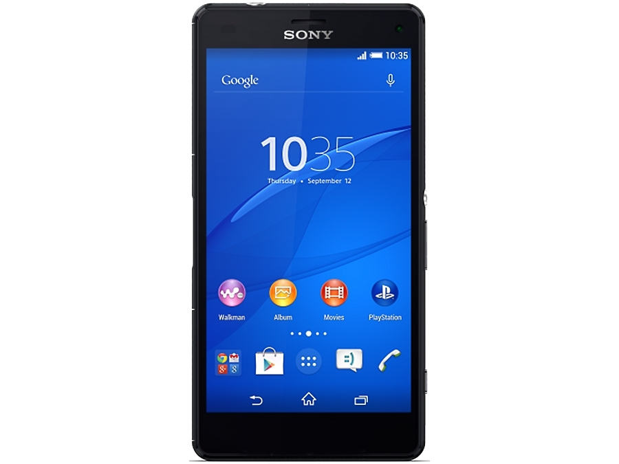 Смартфон Sony Xperia Z3 Compact D5803 Black