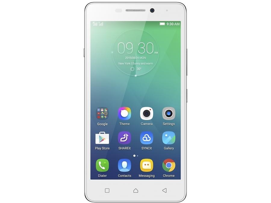 Смартфон Lenovo Vibe P1ma40 LTE White